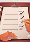 仕事に使えるチェックリスト